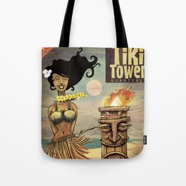 Raven-Haired Beauties Tote Bag