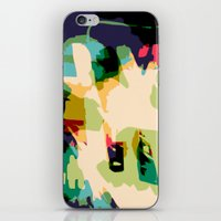 wildlife iPhone & iPod Skins featuring Wildlife by Lynsey Ledray