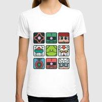 gundam T-shirts featuring Gundam Icon Design by Kenjken
