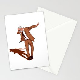 Jeremy Corbyn Labour 2017 DAB ON Dance Stationery Cards