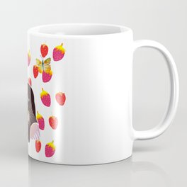 Cute Garden Mole Coffee Mug