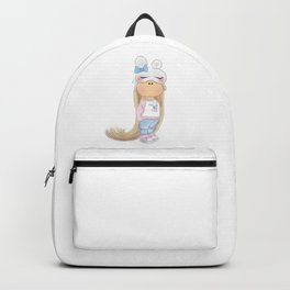 Bunny Doll Backpack