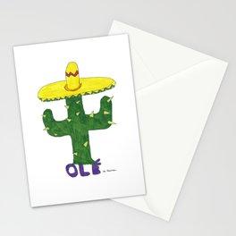 Olé Cactus Stationery Cards