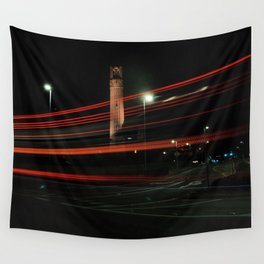 NCSU Memorial Bell Tower Wall Tapestry