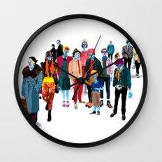 Pandilla Wall Clock