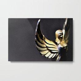 Angel Wings Series Metal Print