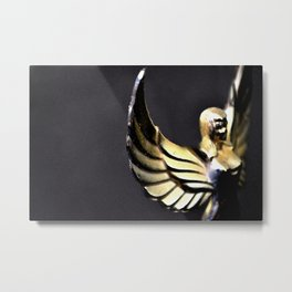 Angel Wings Series Metal Print