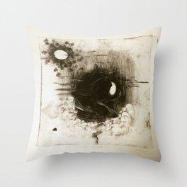 The Epitaph Throw Pillow