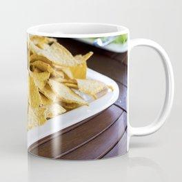 Tortilla chips with salsa Coffee Mug