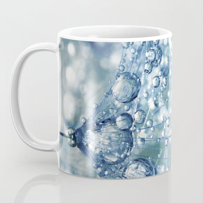 Sparkling Dandy in Blue Coffee Mug