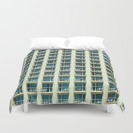 Tel Aviv - Crown plaza hotel Pattern Duvet Cover