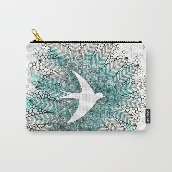 Piou. Carry-All Pouch