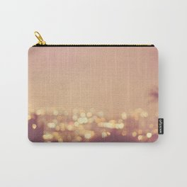 Summer Nights. Los Angeles at night photograph. Carry-All Pouch