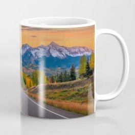 The Road To Telluride Coffee Mug