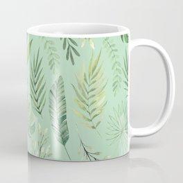 Leaves 10 Coffee Mug