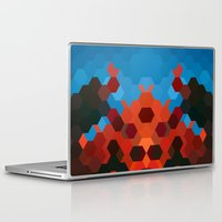 crab Laptop & iPad Skins featuring CRAB by ED design for fun