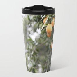 Ojai Oranges Travel Mug