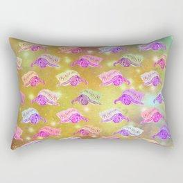 The Cosmic Crab Rectangular Pillow