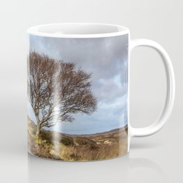 Hillside tree Coffee Mug