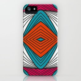 Matambú Tribal iPhone Case