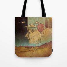 Overlands Tote Bag