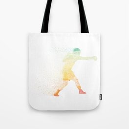Abstract Artistic Boxing Gift Tote Bag