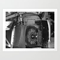 audi Art Prints featuring Audi R8 by Trackography