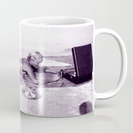Summer in the French Riviera! Coffee Mug