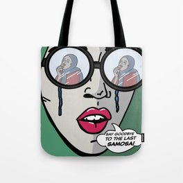 THE LAST SAMOSA Tote Bag