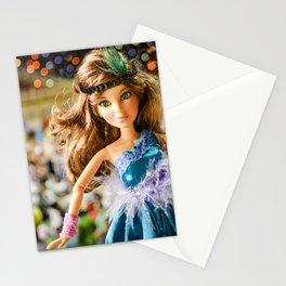 |Carnaval - Brazil - Olhos Esmeralda Stationery Cards