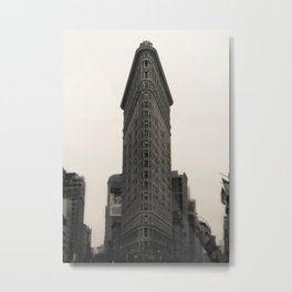 Flatiron Building - NYC Metal Print