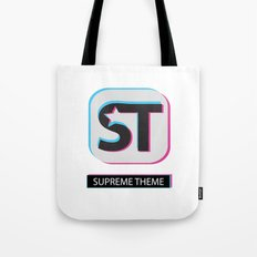 Supreme WordPress Theme Tote Bag