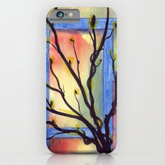 Abstract Window Slim Case iPhone 6s