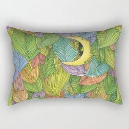 Peek A Boo Rectangular Pillow