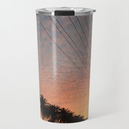 Perforated Clouds Travel Mug