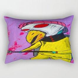 Bad Days Rectangular Pillow
