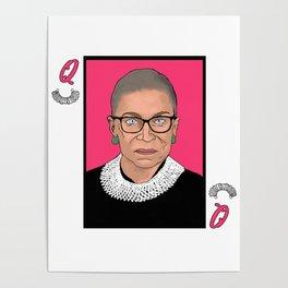 Queen of Dissent Poster