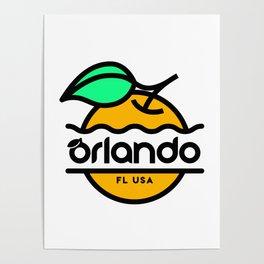Orlando Florida Poster