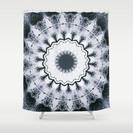Black Diamond Shower Curtain