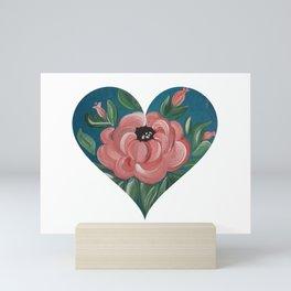 Boho Romance Mini Art Print