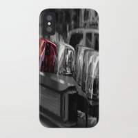 police iPhone & iPod Cases featuring Police by Michael Andersen