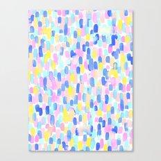 Delight Pastel Canvas Print