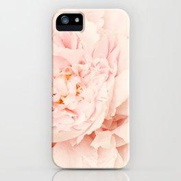 Peony No.2 iPhone Case