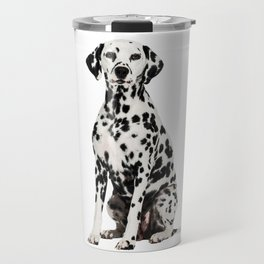 Cute Dalmatian 7 Travel Mug