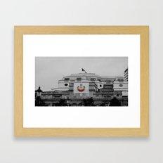 E.II.R Framed Art Print