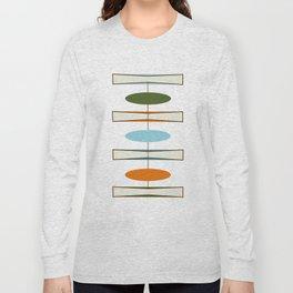Mid-Century Modern Art 1.2 Long Sleeve T-shirt