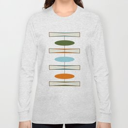 Mid-Century Modern Art 1.2 Long Sleeve T-shirt