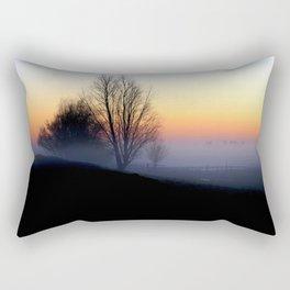 Failing Light Rectangular Pillow