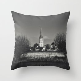 dark ages... Throw Pillow