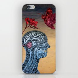 Enter The Mind iPhone Skin